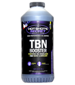 Hotshot Secret TBN Booster - Obtainable from NanoTech Petroleum in South Africa